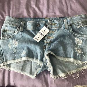 Carmar jean shorts (LF)
